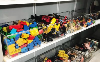 Tips on Organizing Playroom Chaos