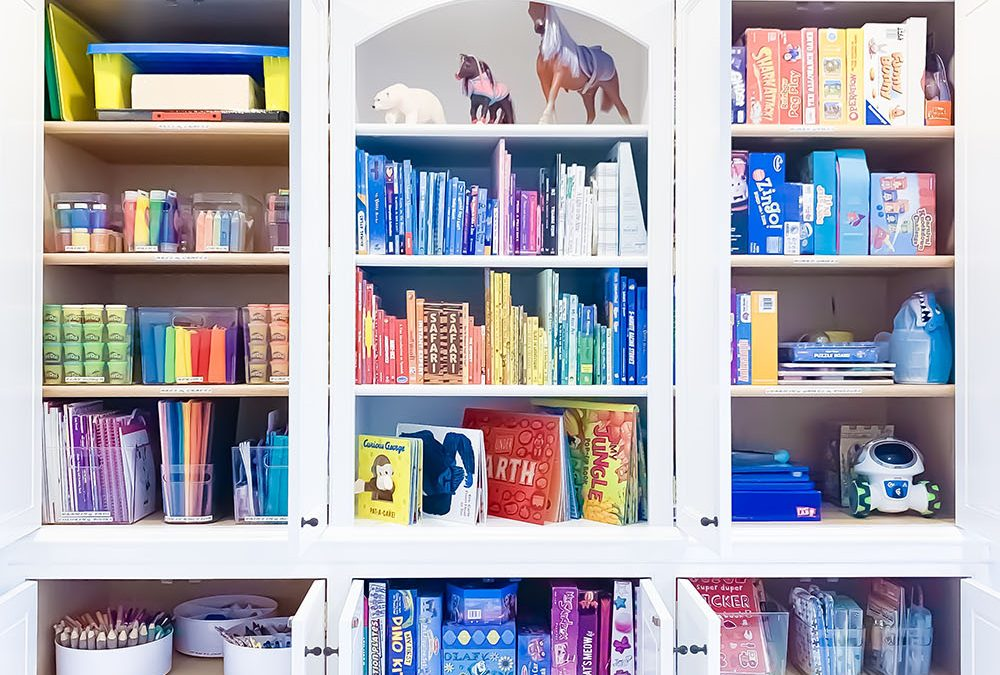 How to Make the Most of Your Playroom During COVID-19
