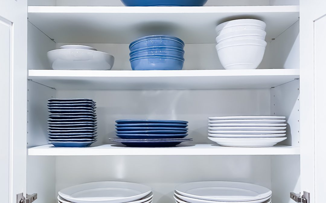 How to Easily Declutter and Organize Your Kitchen Overflow